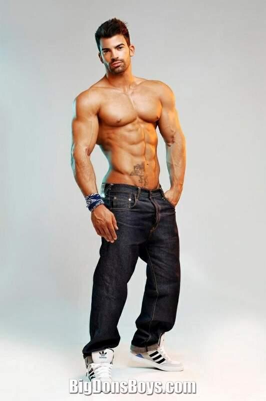 Tall Bodybuilder Sergi Constance Gallery